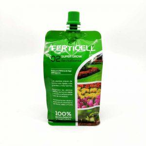 Ferticell supergrow abono cactus